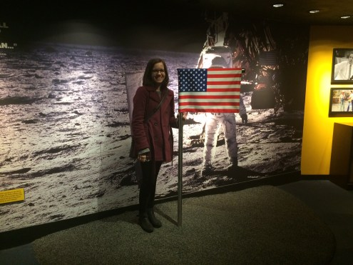 Yes...I went on the Moon.