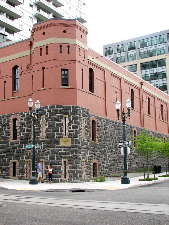 Portland Armory