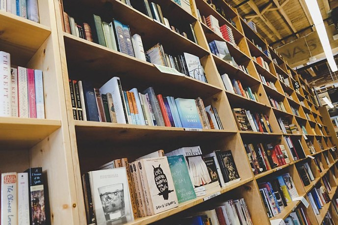 Powells Books in the Pearl District