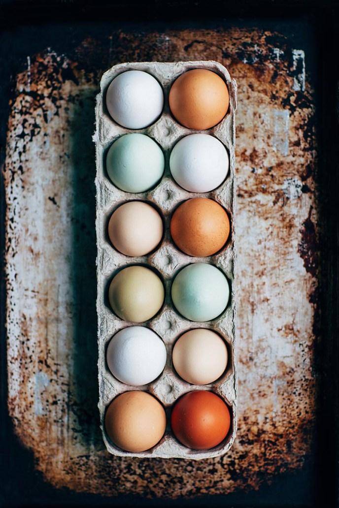 locavorism and farm fresh eggs