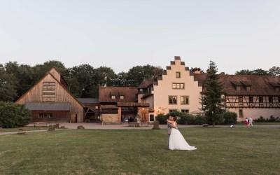 Mariage à la cour de Honau