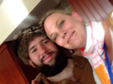 Steph and the Mountain Man