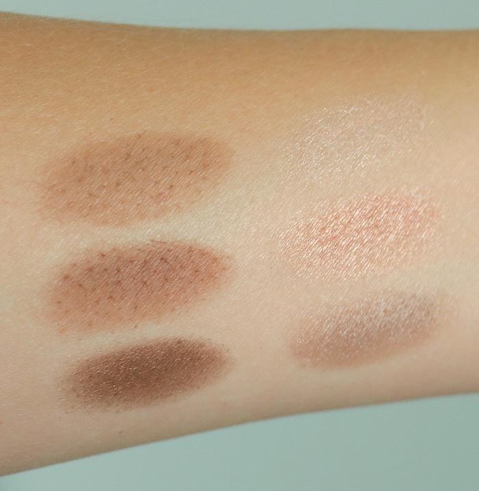 Charlotte Tilbury Beauty Glow Palette, Seductive Beauty Palette, Natural Beauty Palette