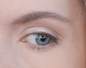 Eyeliner for hooded eyes