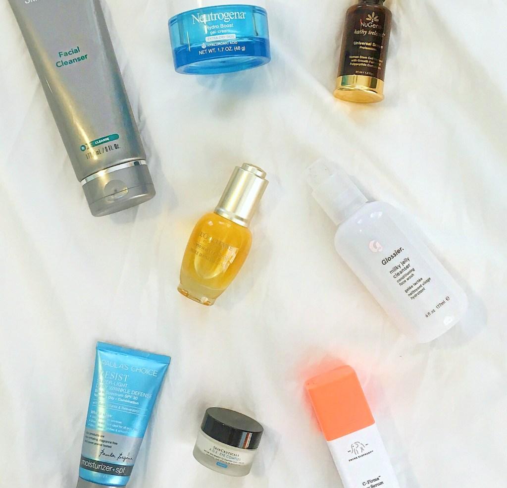 Anti-Aging Skincare Morning Routine