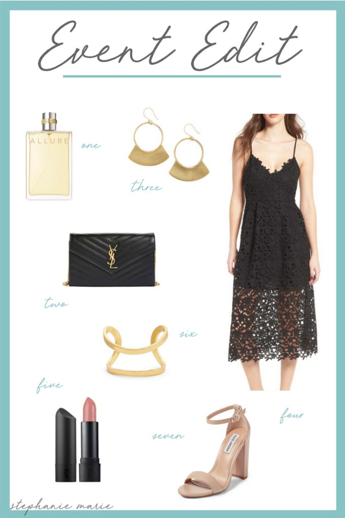 how to style a little black dress