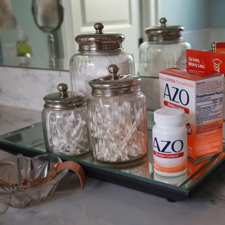 azo bladder control, female bladder leakage