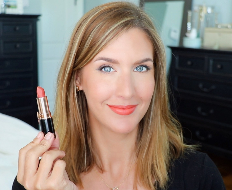 Charlotte Tilbury Hot Lips 2 Carina's Star Lip Swatch