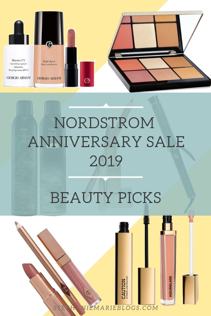 Nordstrom Anniversary Sale 2019 Beauty Picks