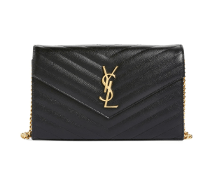 The clutch I carry for special occasions.