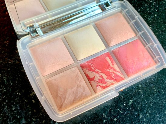 Hourglass Ambient Lighting Palette Ghost