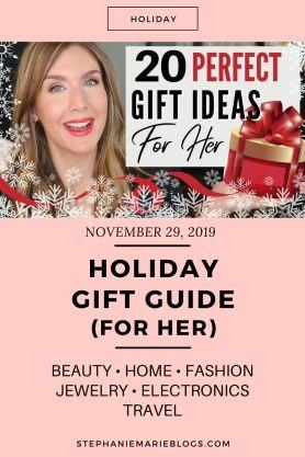 Christmas gift ideas for women 2019