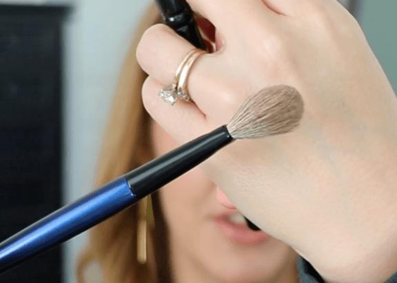 Best highlighter brush Sonia G Brushes