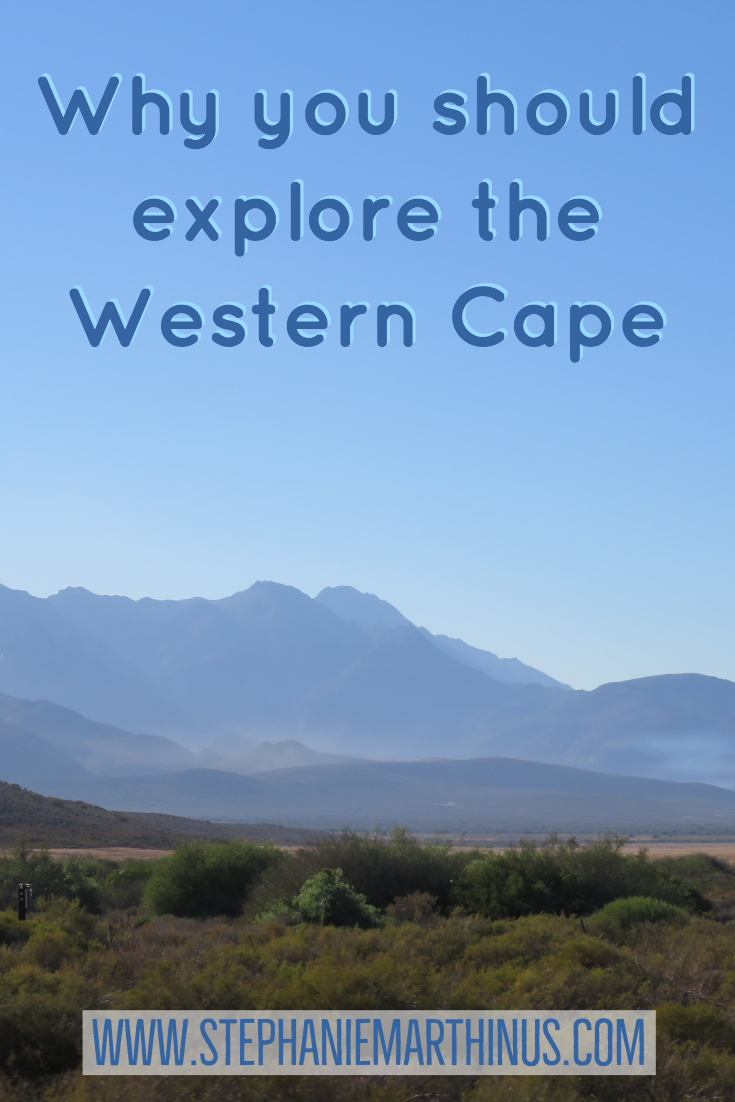 Why you should explore the Western Cape