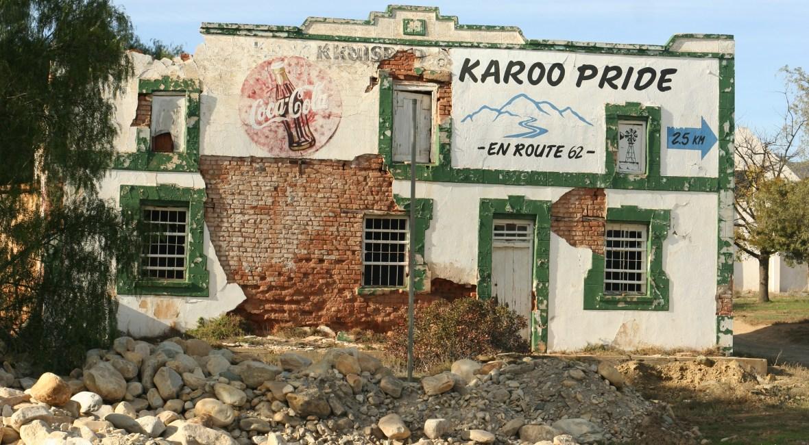 Karoo Pride En Route 62