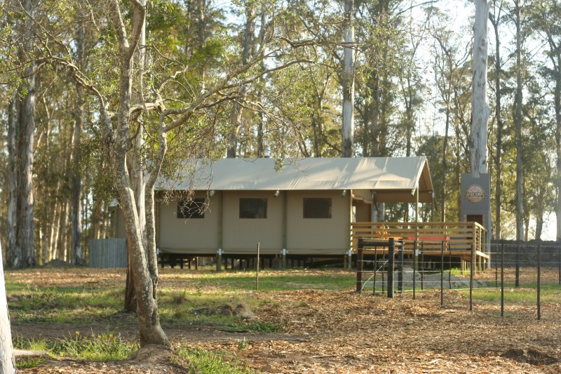 Let's go Glamping with Africamps in Oakhurst, Wilderness