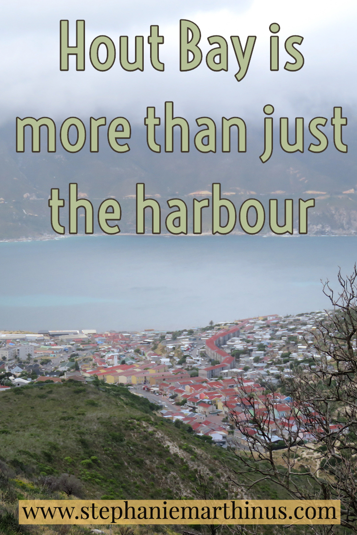 Hout Bay is more than just the harbour