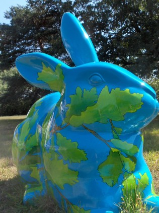 Giant Bunny
