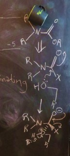 Nerves frayed by MCATs/Respect the Chemistry, yo/Organic, it is