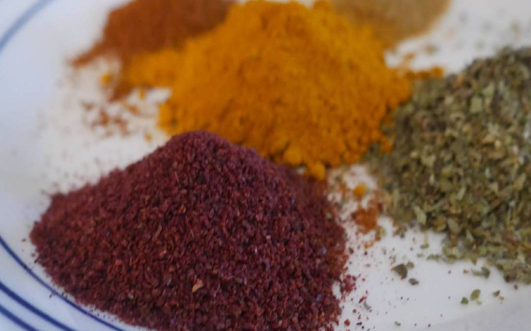 The Seven Spice Combinations You Need for Exciting Vegetables