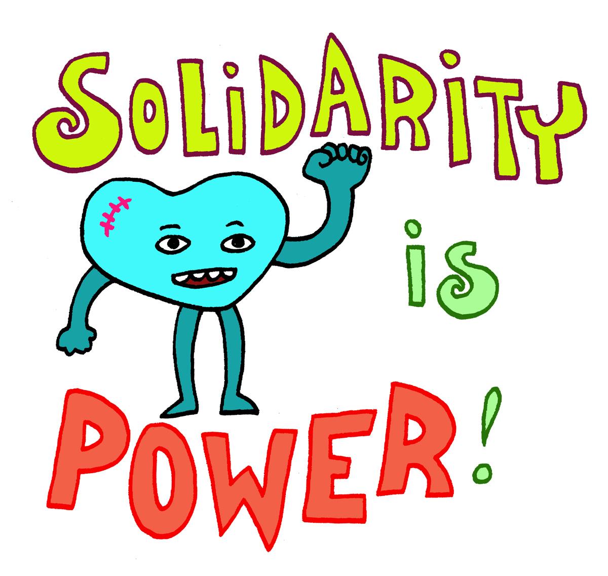 solidarity에 대한 이미지 검색결과