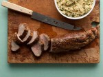 Pork Tenderloin with Seasoned Rub: Ellie Krieger