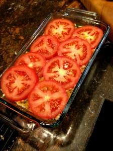 Tomato, loaf