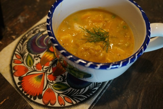 chicken soup bowl 2