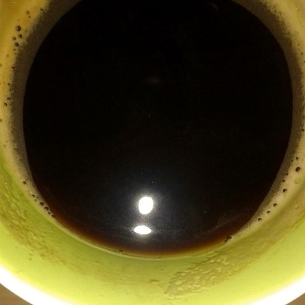 Und natürlich jede Menge Kaffee.
