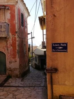 Korfu, Lakones.