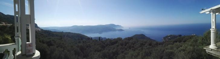 Korfu, Lakones, Bella Vista