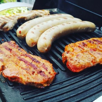 It's Grill-Time.