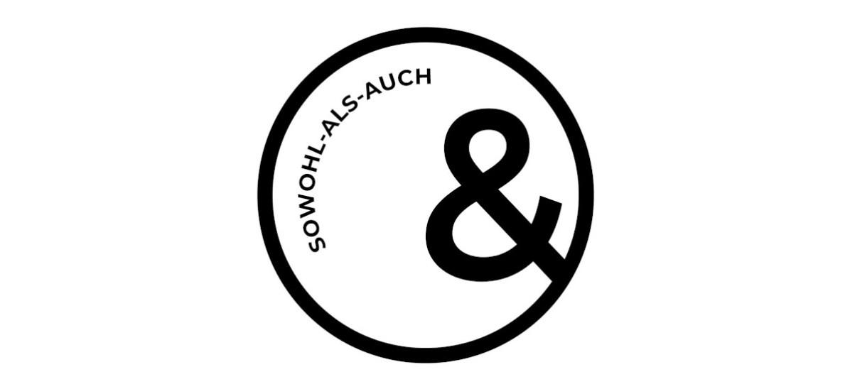 Logo des Sowohl-Als-Auch-Shops