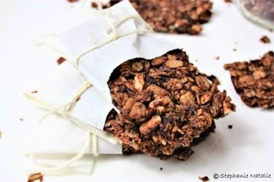 Schoko-Aprikosen-Bites