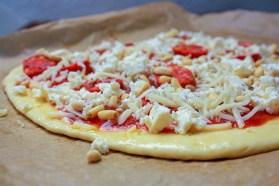 NotReadyYetChorizoPizza