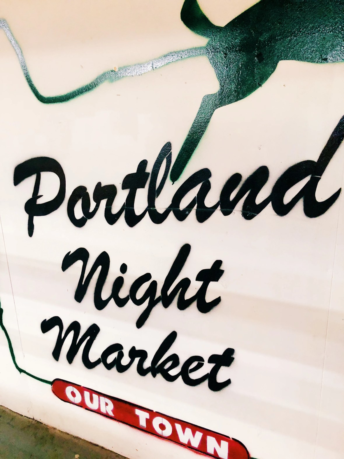 Portland Night Market // stephanieorefice.net
