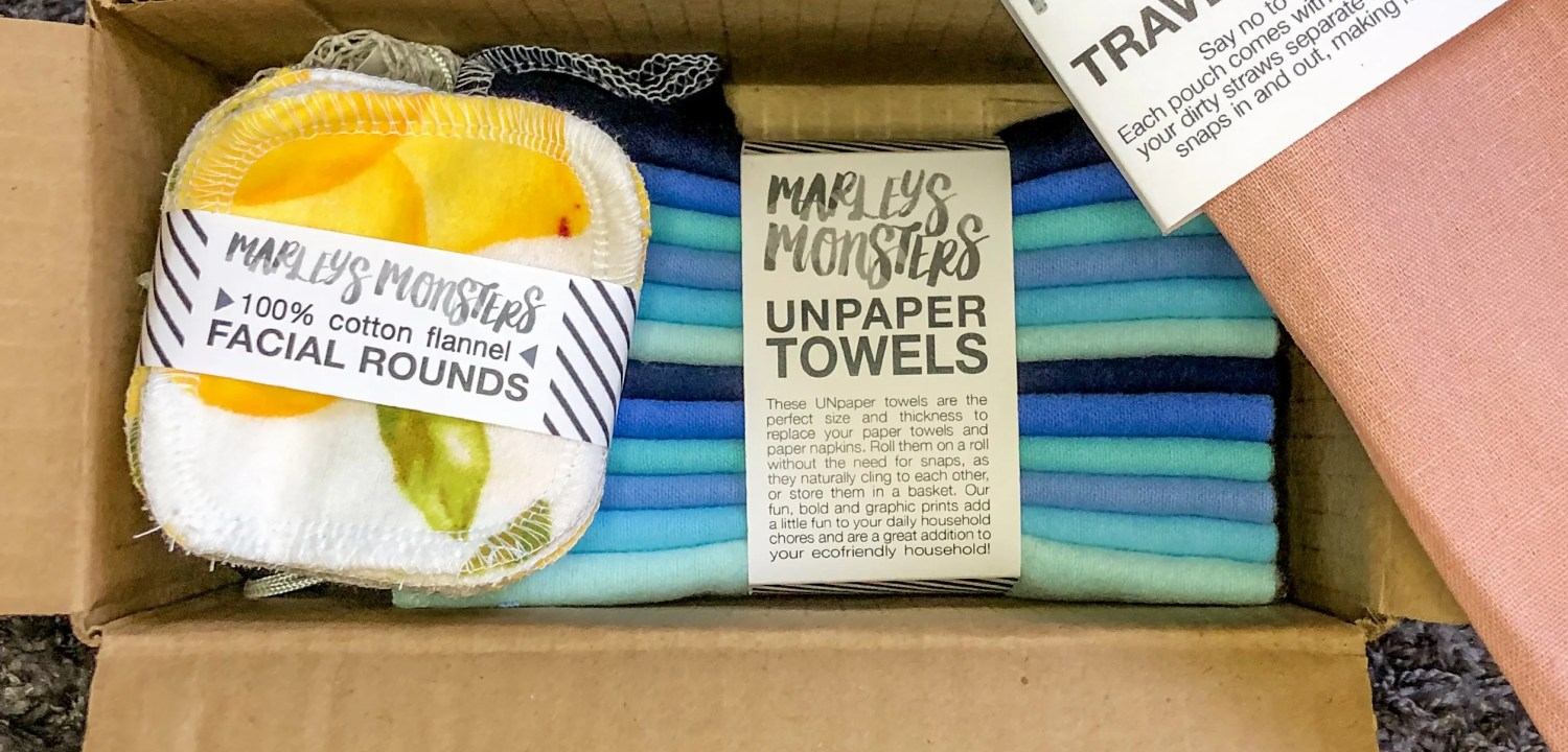 Marley's Monsters eco friendly reusable products review