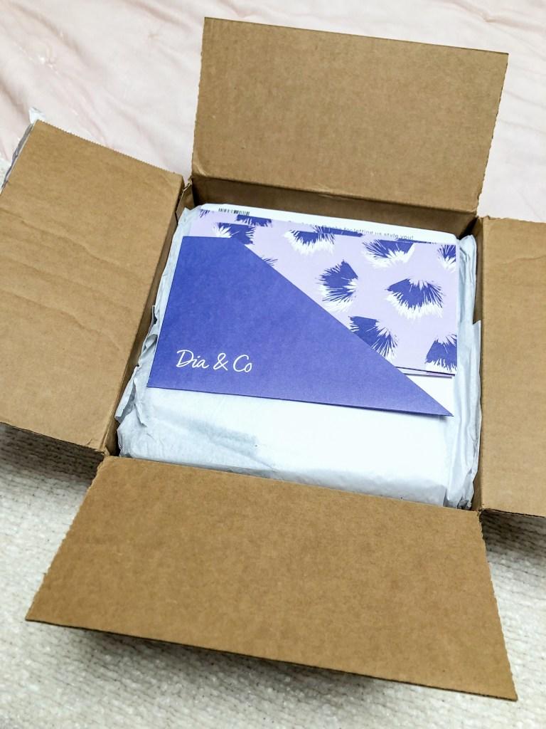 Dia & Co Box Review