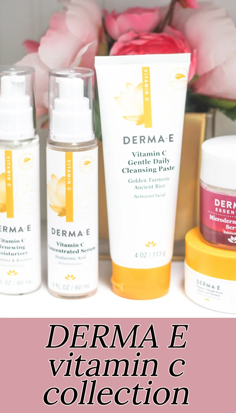 DERMA E Vitamin C Collection