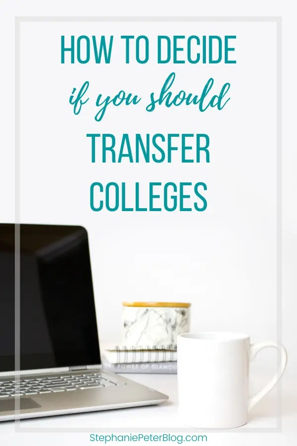 transfer colleges