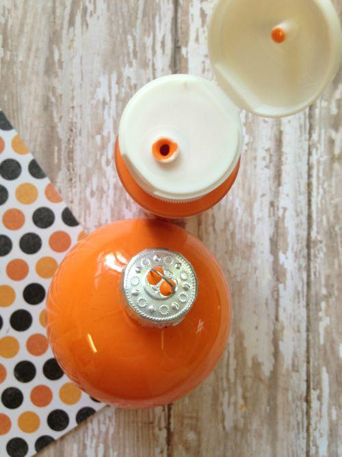 Pumpkin Ornament Craft