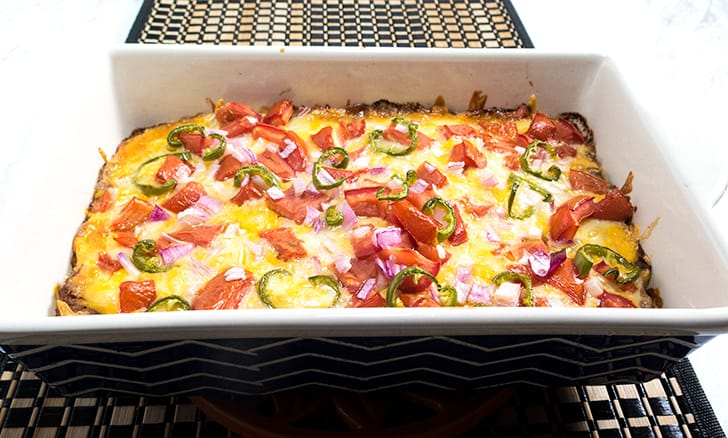 Simple Mexican Casserole