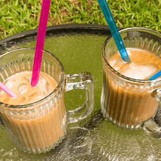 Toasted Coconut Cold Brewed Coffee