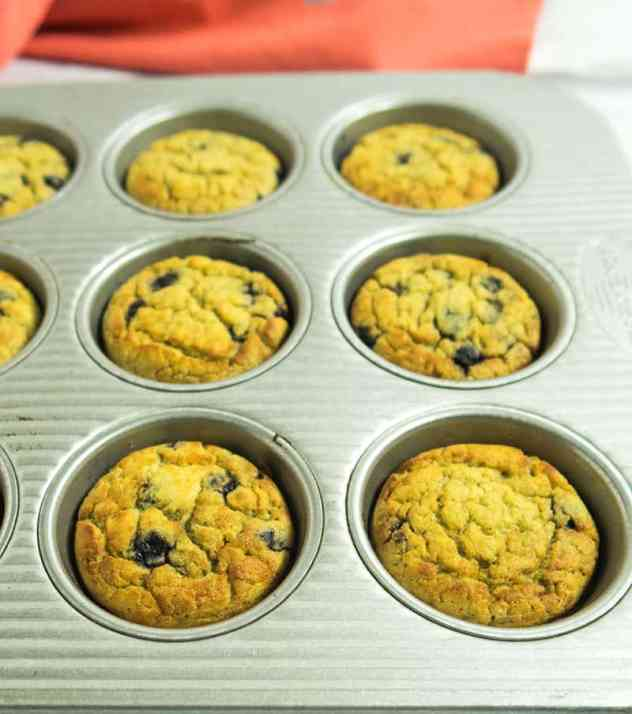 how to make muffins with coconut flour
