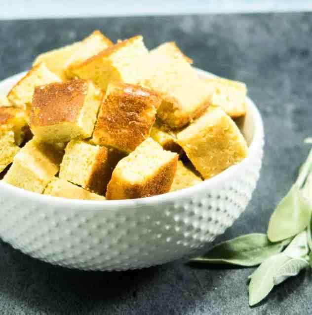 Sage Cornbread Stuffing (Gluten-Free)