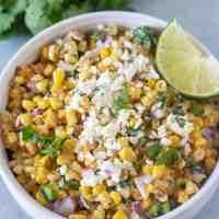 Mexican Street Corn Salad (Gluten Free)