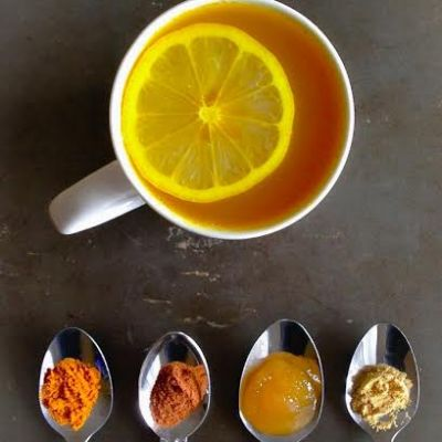 Turmeric Tea Tonic