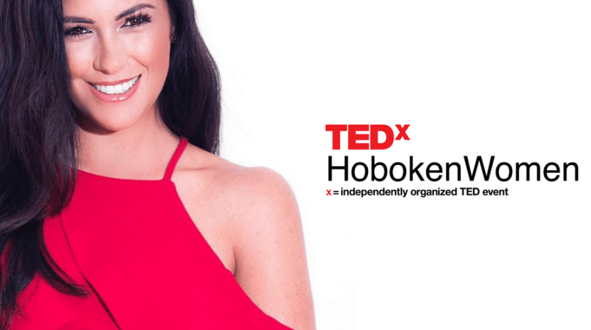 Featured Speaker for TEDx Hoboken Women!