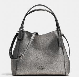 Edie Shoulder Bag, $295, Coach