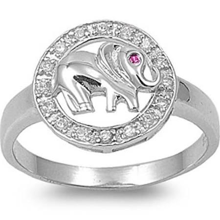 Elephant Ring, Etsy, $28.20